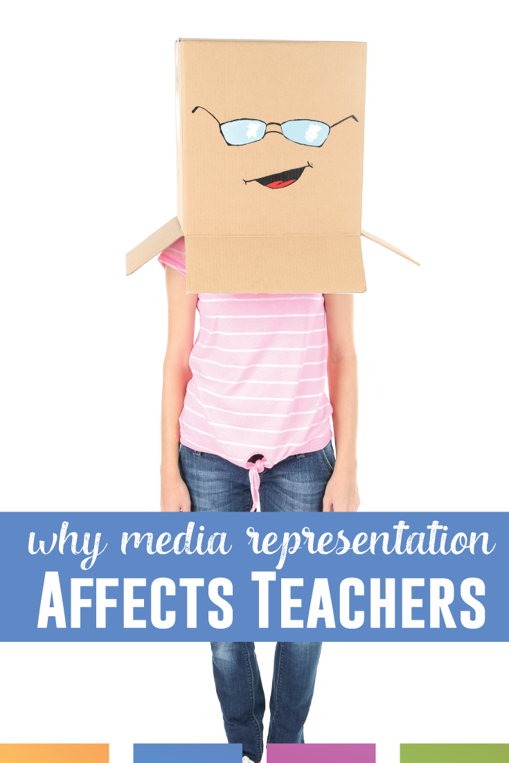 Media influence, media representation matters to education. It shapes students and teacher interactions. It can be positive though.