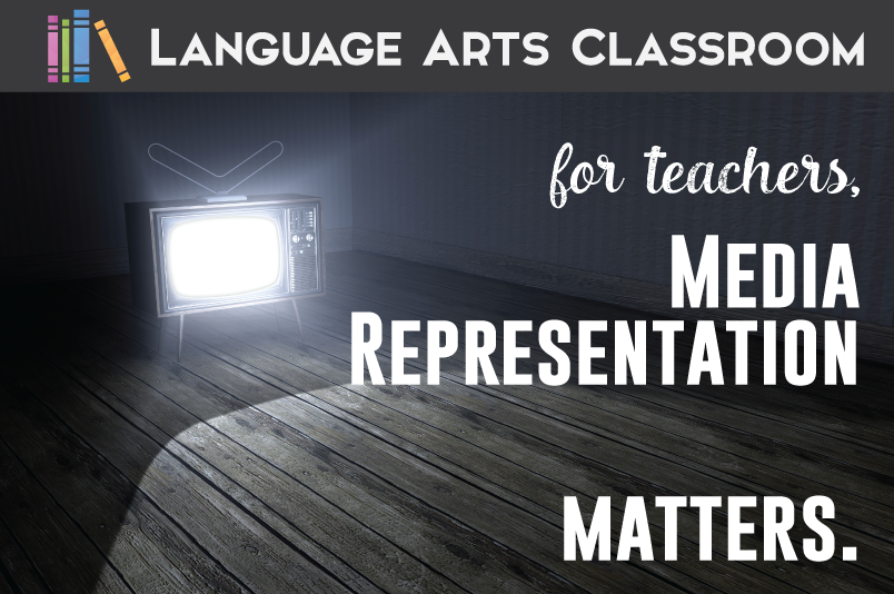 For teachers, media representation matters. It should matter to society, too.