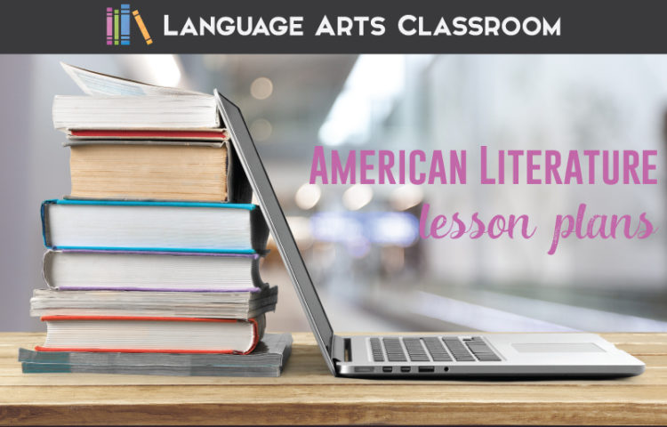 Connect American literature to students lives.