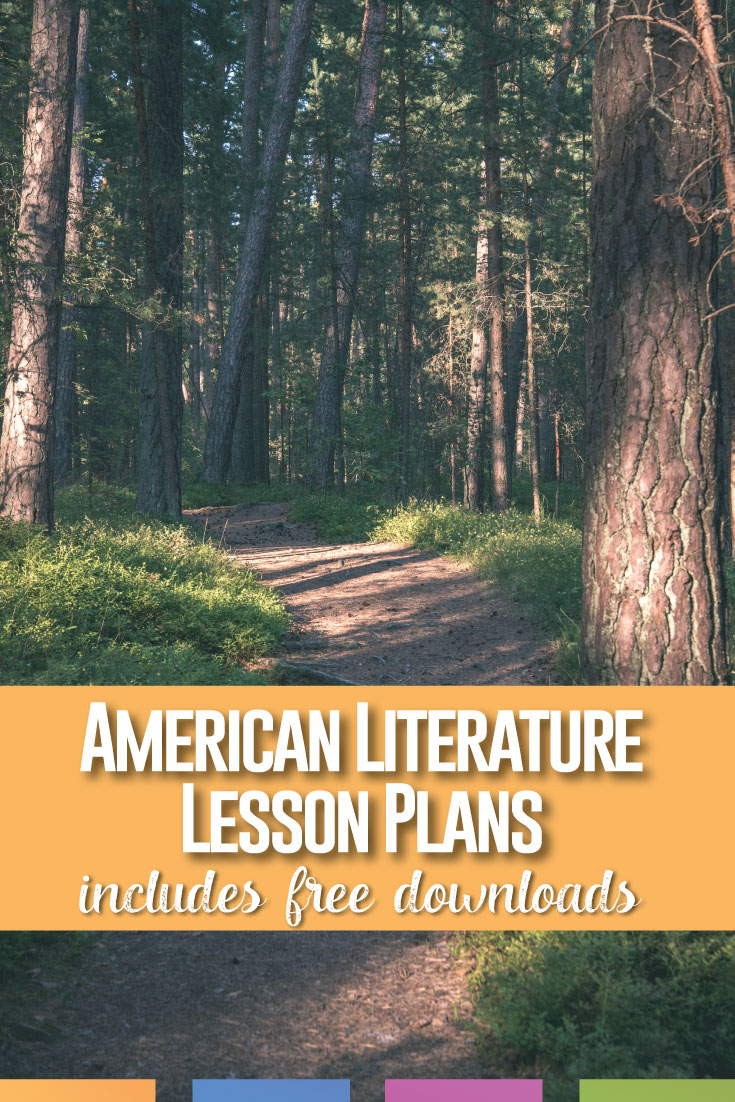 ELA teachers have plenty of literature and informational texts for American literature. How does an English teacher choose?