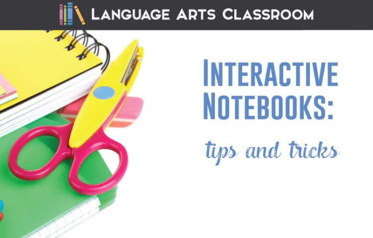 Interactive notebooks provide engaging ways to take notes, understand confusing topics, and personalize information. #InteractiveNotebooks #MiddleSchoolELA