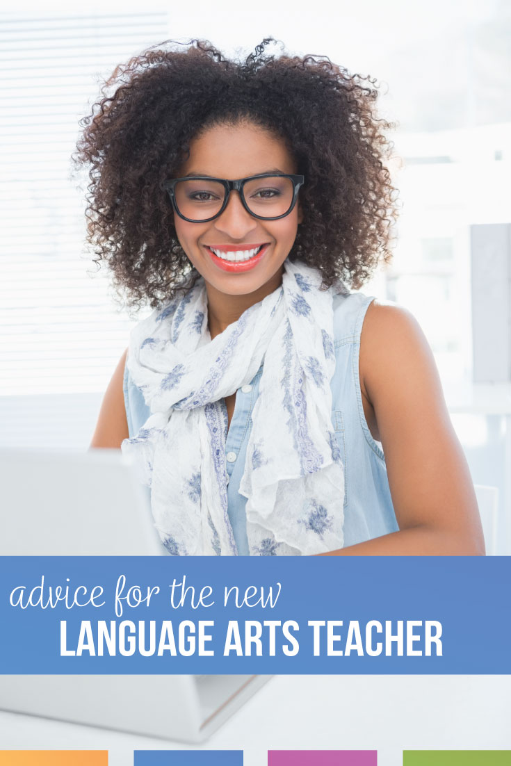 Advice for the new language arts teacher: being an ELA teacher is difficult! As a new teacher, you will balance planning, grading, interactions, & a new job.  New English teacher: this is friendly advice for you.