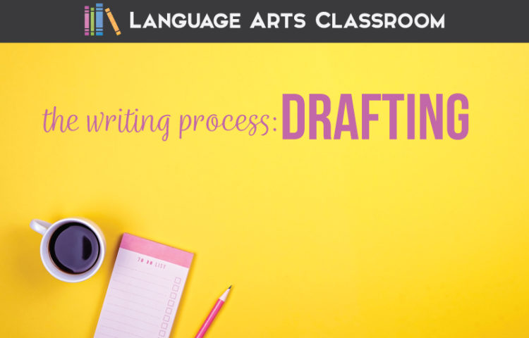Drafting is an important part of the writing process. Drafting with student writers will improve student essays.