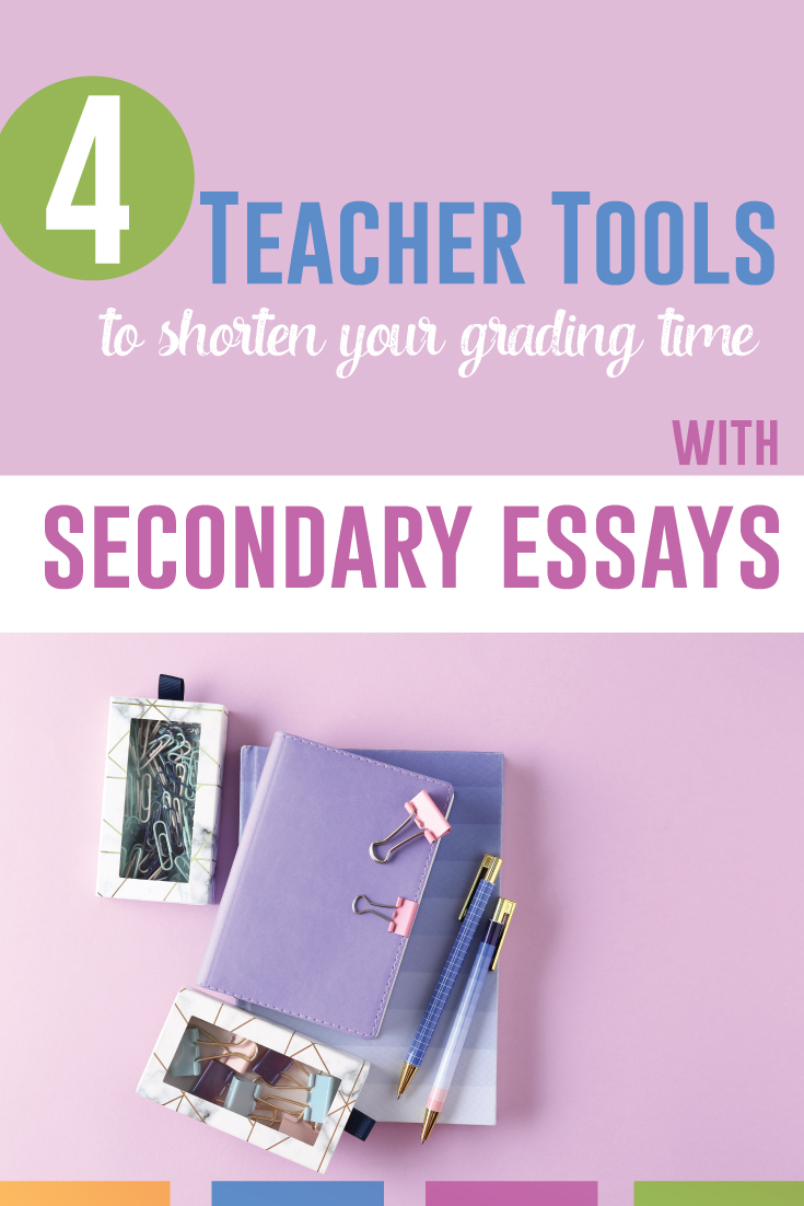Grading student essays can take hours, but teachers don't have extra time. Shorten the amount of time grading with these methods. #StudentEssays #WritingProcess