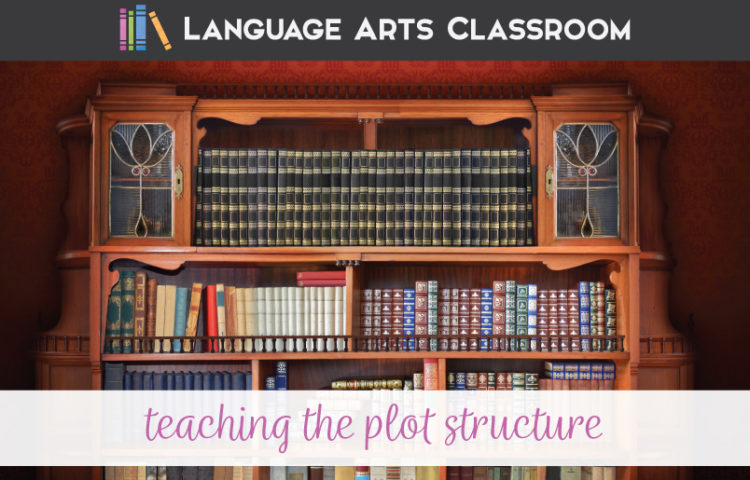 Add plot structure activities to your language arts classroom. Teaching plot structure can be fun and can help struggling readers. Looking for short stories to teach plot? These free literature downloads will help.