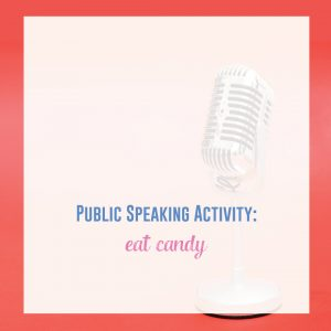How can we help public speaking students? Public speaking games are often the answer!