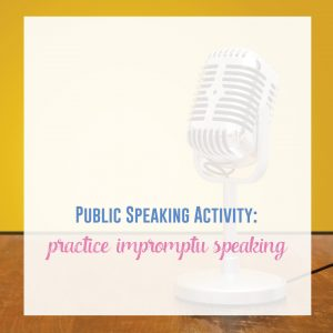 Add these speech lesson plans to your ELA class. Public speaking activities college? Download these for free!