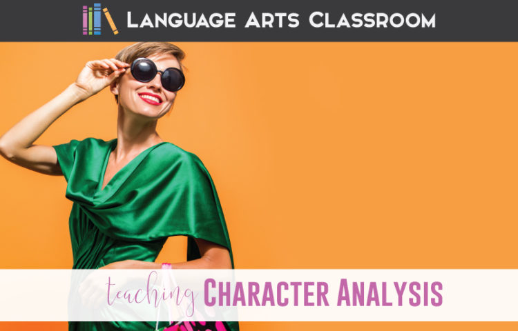 Characterization activities for literature can improve literary analysis. What activities for characterization will you choose?