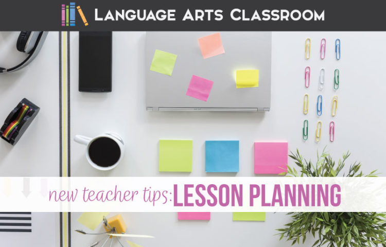 Tips for new teachers: lesson planning. No matter your subject area, as a secondary teacher, you'll look for lesson planning tips to help survive the first few years in education. An experienced educator provides tips for lesson planning that will meet standards & save you time.