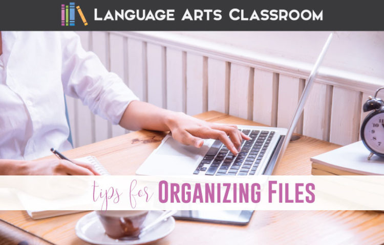 Organize files as a teacher: find a teacher filing system that works for you. If you need ideas for how to organize teaching materials, these tips will help.