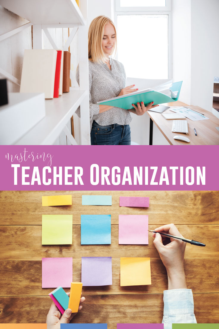 How do you organize files as a teacher? If you are looking for how to organize teacher files, I have ideas for you! A teaching filing system that works for you is a must.