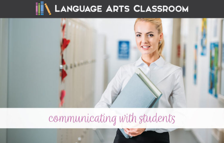 Communicating with students outside of class will be a major part of your responsibility. Here are some questions to consider for those professional interactions with students.