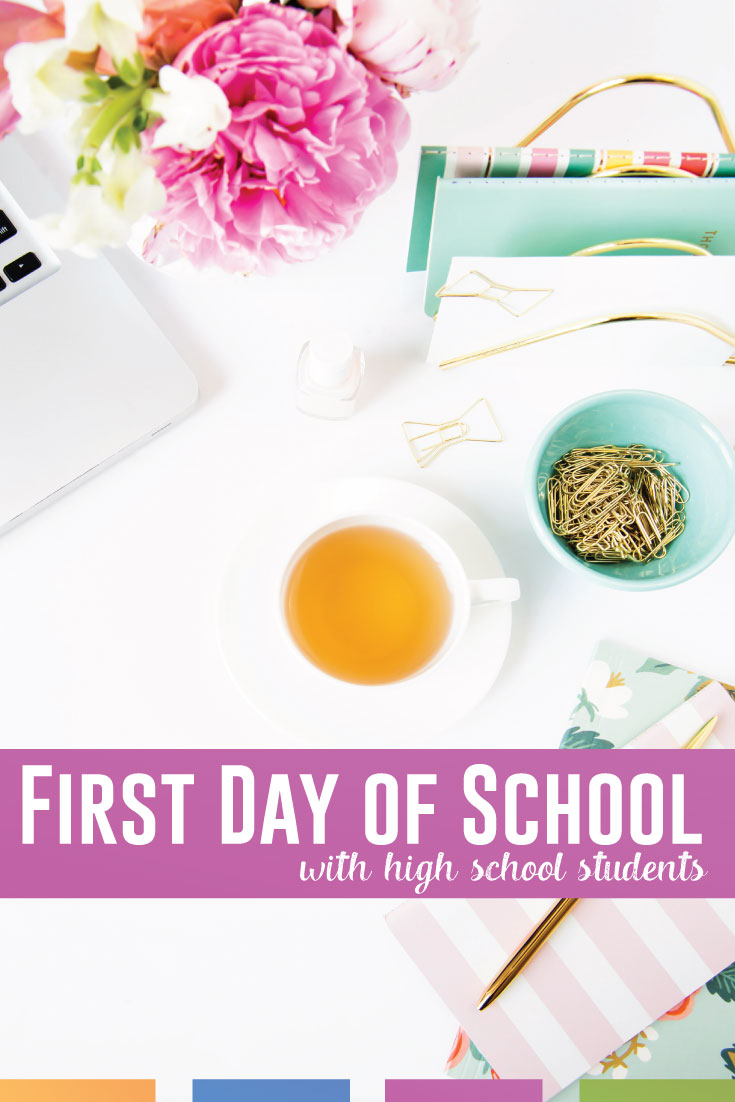 How can you ensure that the first day of school with high school students will be successful? Follow this checklist, and approach new students with confidence. #BacktoSchool
