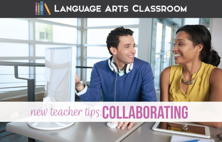 New teacher tips abound! How can new teacher collaboriate with other coworkers? Collaborating as a new teacher requires patience and understanding. Read these new teacher ideas.