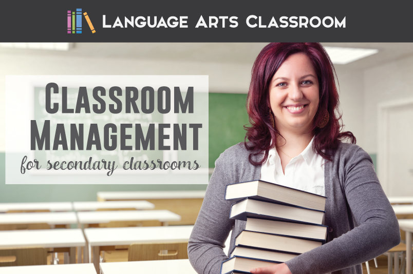 Practical classroom management ideas for the secondary classroom.
