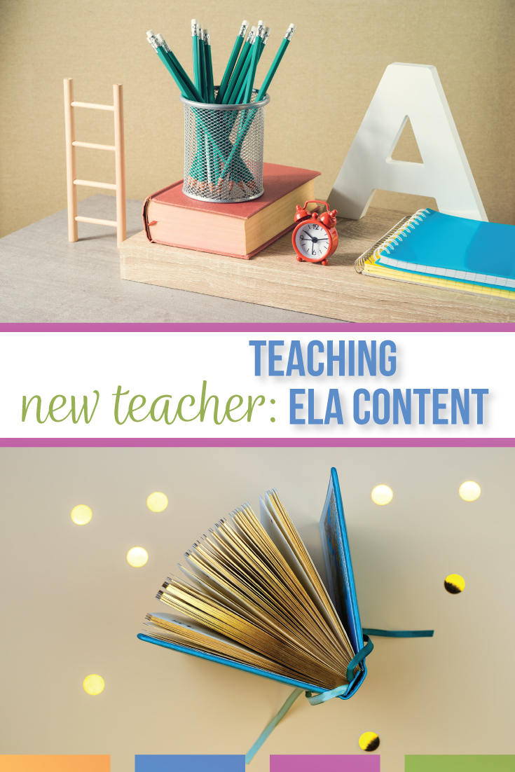 As a first year English teacher, you'll be responsible for organizing English content. Download language arts teacher resources to help teach your language arts classes. Teaching middle school language arts classes and high school language arts requires lots of organization to meet standards. How to teach English language arts? Follow this guide for a first year English teacher.