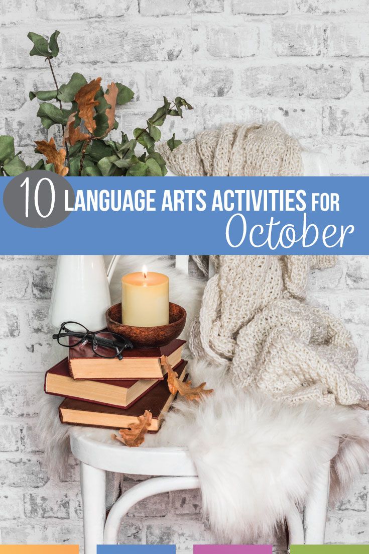 Fall language arts activities are great fun. October language arts activities can bring excitement to the secondary classroom. Here are spooky stories and activities for middle school students. Middle school language arts fall activities are here!