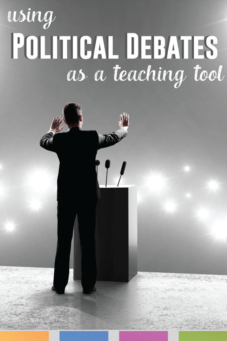 Political debates can serve as useful learning tools, especially in a public speaking course with secondary students. Teachers should be prepared and explain guidelines though. Read how to plan.