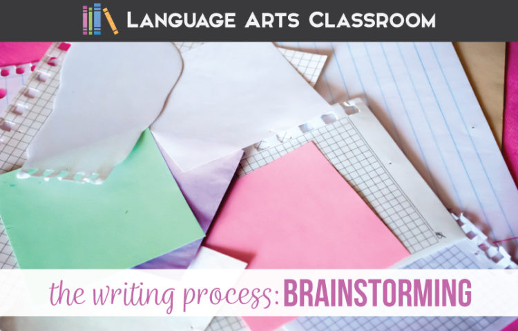 Brainstorming activities for students can set students up for success with their essays. Brainstorming activities for high school students helps secondary writers.