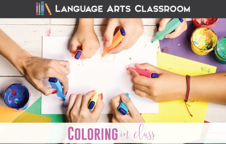 Do you incorporate language arts coloring pages into your Engish activities? Grammar coloring sheets can be interactive grammar lessons and fun grammar review. Middle school coloring pages can improve classroom management and meet language standards. Add grammar coloring worksheets to your ELA activities for fun grammar. Turn any grammar worksheet into a coloring activity for middle school language arts students. Fifth grade language arts and sixth grade language arts teaching ideas included.