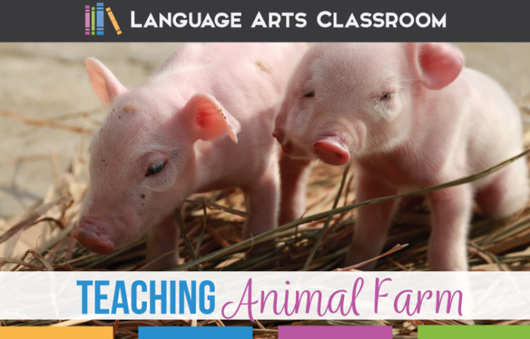 Add these engaging activities to your Animal Farm unit. Dive deep into analysis with literary analysis of Orwell's Animal Farm and add fun Animal Farm activities to your Animal Farm lesson plans.