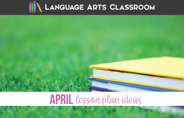 Spring language arts lesson plans can inspire ELA students & help teachers meet standards. These April language arts activities are perfect for secondary ELA classes. Add spring activities for middle school language arts to your English curriculum. Encourage reading, continue writing, & perform speeches with spring ELA lessons.