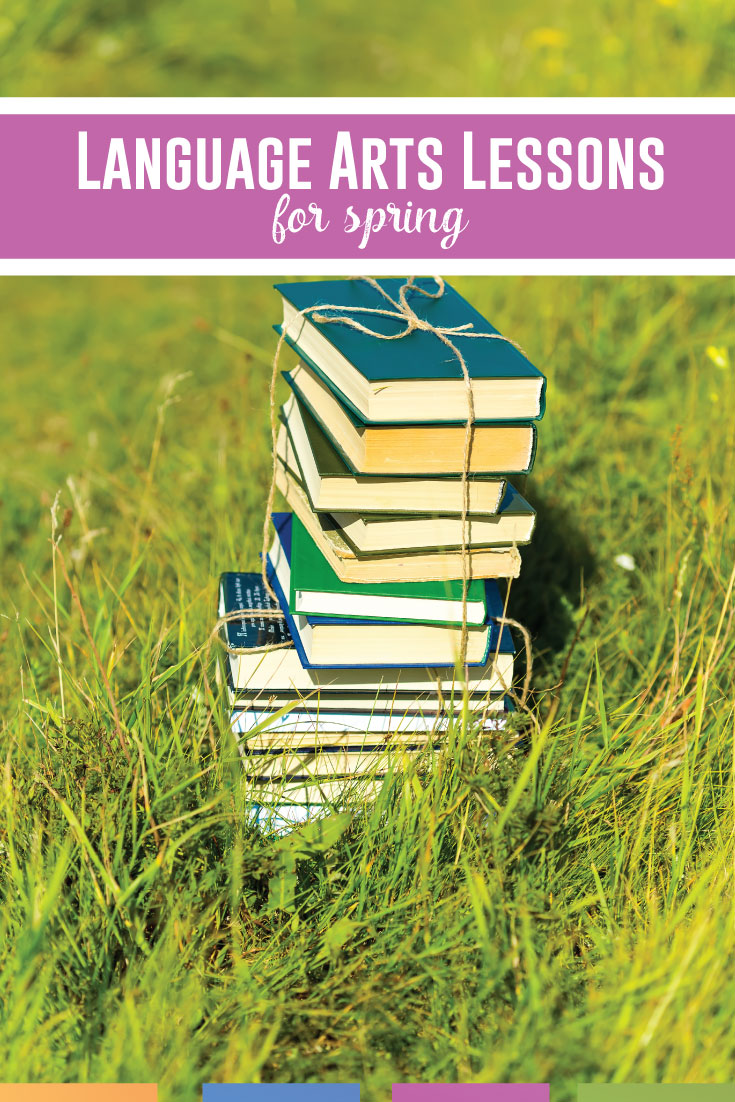 Spring language arts lesson plans should help to wrap up the school year while also emphasizing the importance of reading and learning over summer break. #HighSchoolELA #MiddleSchoolELA