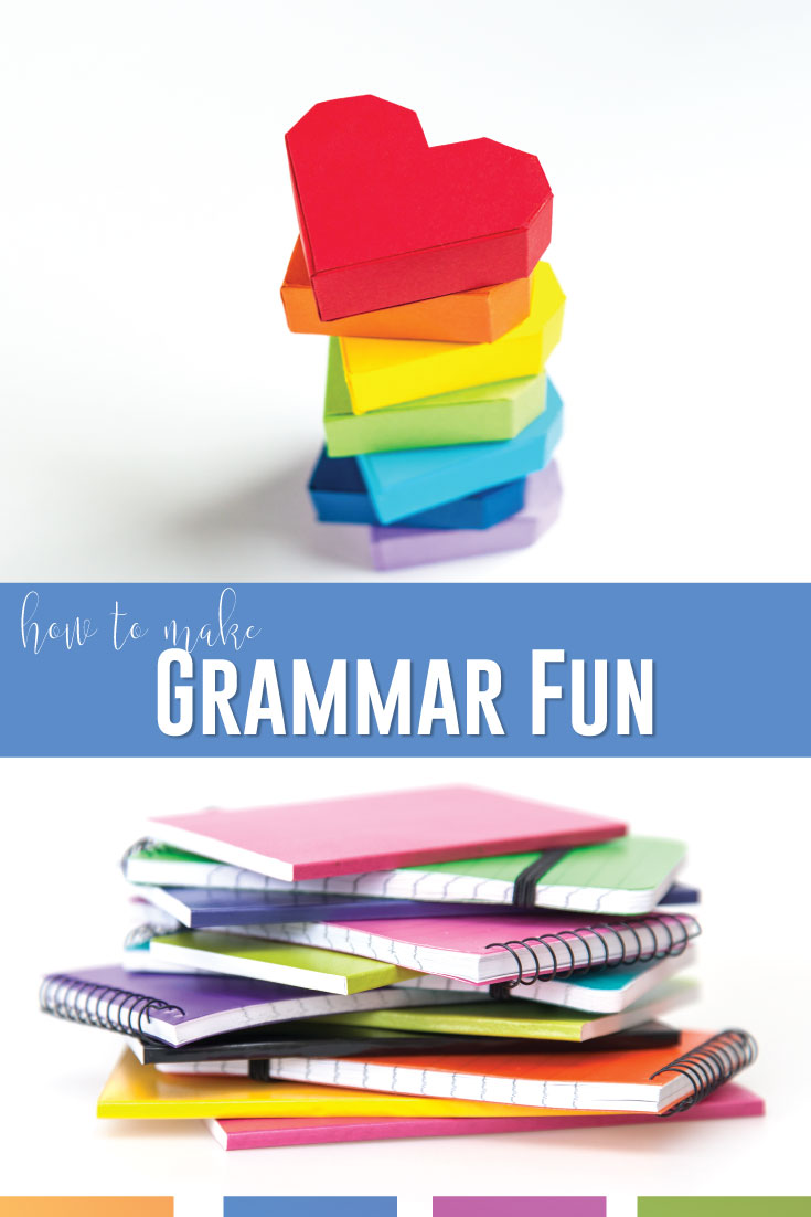 How to make high school grammar fun? How to teach grammar in a fun way? Language Arts teachers can make fun grammar lessons. Meet ninth grade language standards with interactive grammar activities.
