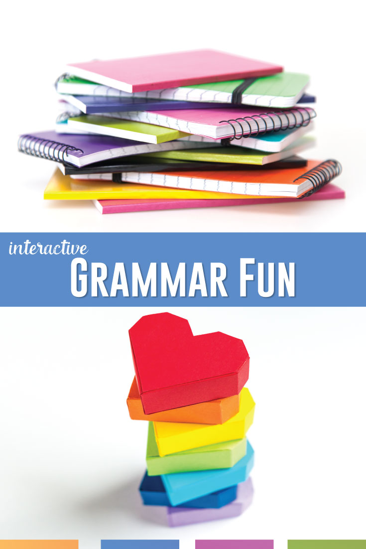 Making grammar fun can be a natural part of your ELA classroom. Here's how to add spunk to grammar lesson plans. #MiddleSchoolELA