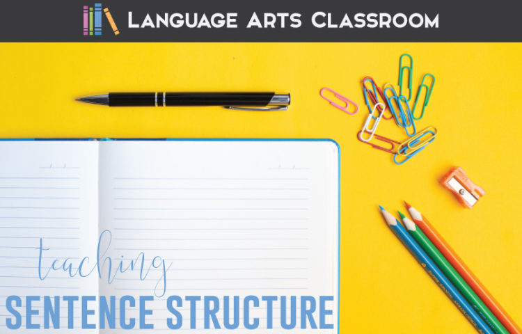 Looking for how to teach sentence structure & connect grammar to writing? Sentence structure activities can engage secondary ELA students & improve writing. Teaching sentence structure requires scaffolded grammar practice & a flexible sentence structure lesson. For how to teach sentence structure, download this free grammar PDF. Sentence structure lessons diversify sentences in student essays. A sentence structure lesson plan will impact middle school language arts classes & high school English.