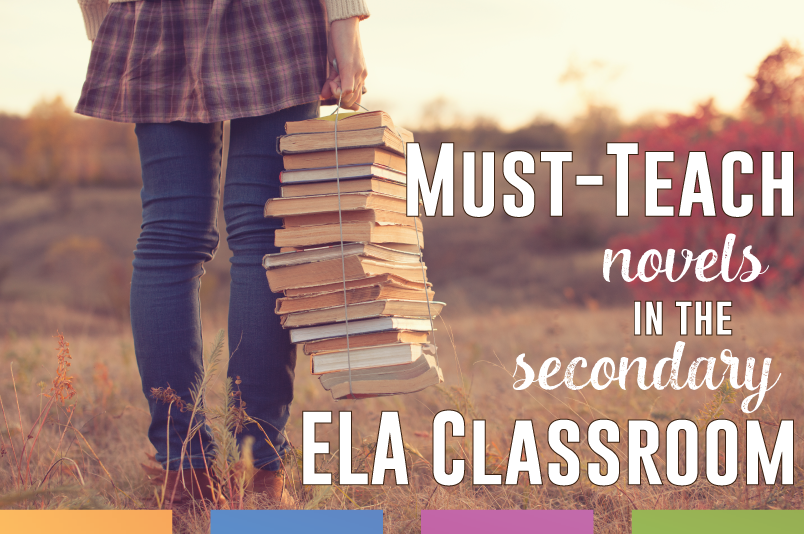 Teaching novels you love models for students the excitement readers can experience. These must-read novels work in ELA classrooms.