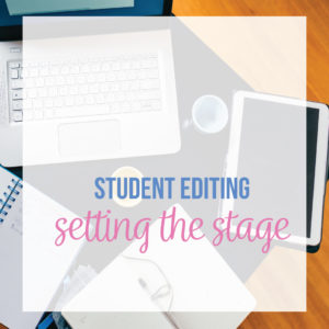 Editing for students requires a lesson plan for editing with high school students. Download this free editing and revising sheet for high school students.