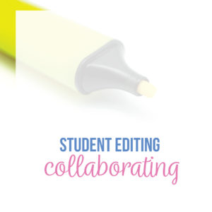 Make student editing meaningful with a free editing and revising worksheet for high school ELA classes.