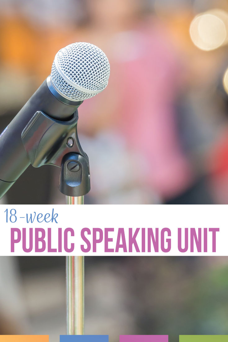 How to teach public speaking? Download these public speaking lesson plans PDF for implementation into your public speaking unit. Teaching public speaking will engage secondary ELA students. If you're looking for how to teach public speaking, follow this outline.