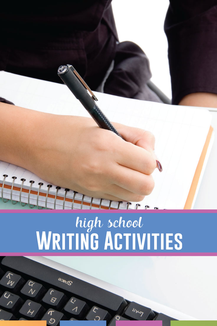 A successful writing unit for high school students should have ample scaffolding, multiple rubrics, and various graphic organizers. #HighSchoolELA #WritingActivities