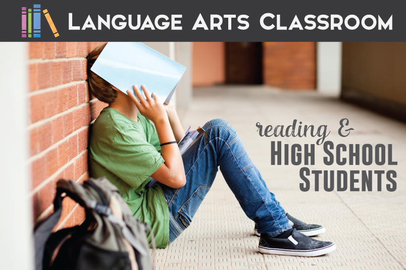 How to manage reading with high school students. Tips from a reading expert.