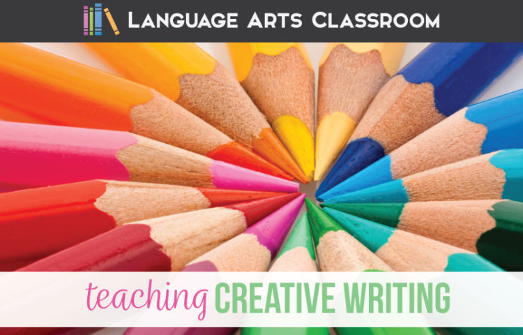 Are you looking for how to teach a creative writing class? Teaching creative writing can benefit reluctant writers. Teach creative writing and meet narrative writing standards. Included are free creative writing assignments for high school.