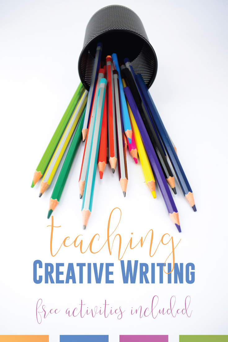 Are you looking for how to teach a creative writing class? Teaching creative writing can benefit reluctant writers. Teach creative writing & meet narrative writing standards with creative writing activities. Included are free creative writing assignments for high school. Creative writing lessons for high school English classes can add pictures & computer programs to ELA classes. Creative writing assignments high school scaffold the writing process in ninth grade through twelve grade English.