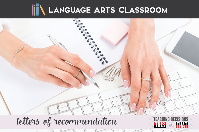 Writing letters of recommendations for students - will take time. Here is how to get it done.