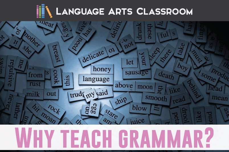 There are misconception about teaching grammar. Don't let these jeopardize your students' experience in your ELA class.
