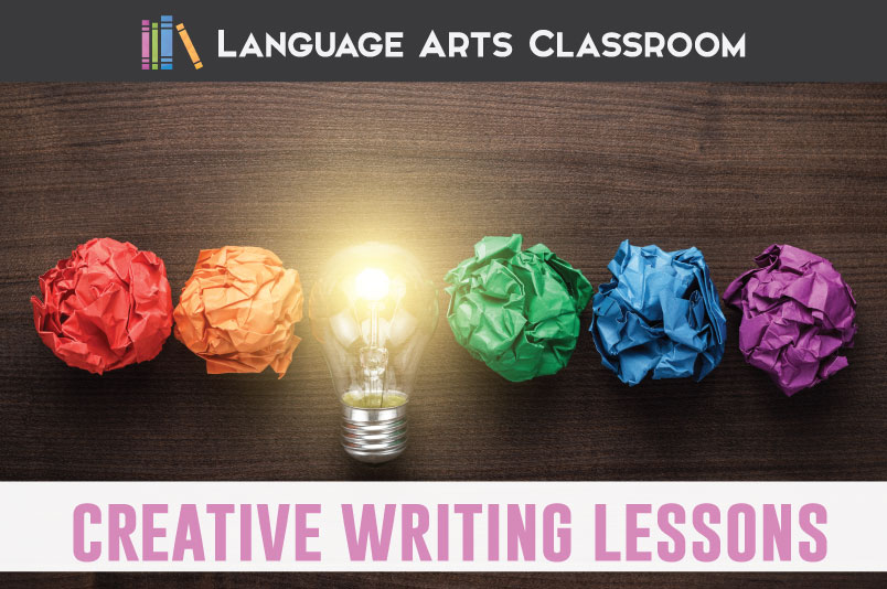 Creative Writing Lesson Plans: what has worked in those first few days of a creative writing class.