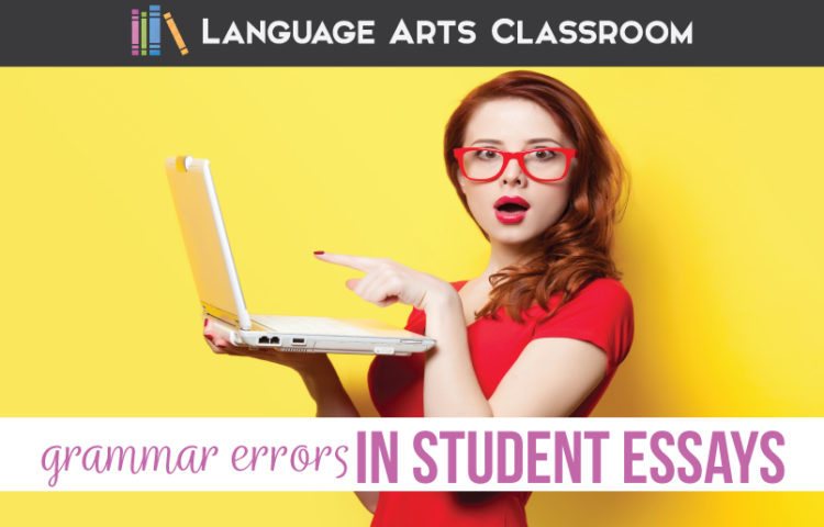 Grammar errors in student essays? Work on incomplete sentences, pronoun antecedent errors, misplaced modifiers, dangling modifiers, & often confused words with digital grammar activities. Provide targeted grammar practice for confusing words, errors in verb moods, subject verb agreement, parallelism in sentence structure, & common errors in student essays. Fix run on sentences, fragments, & comma splices by connecting grammar to writing. Teach grammar in context with digital grammar activities. Grammar error worksheets can target practice.