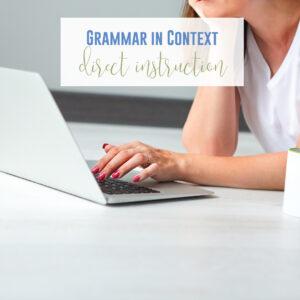 What is teaching grammar in context? Fun teaching grammar in context activities exist!
