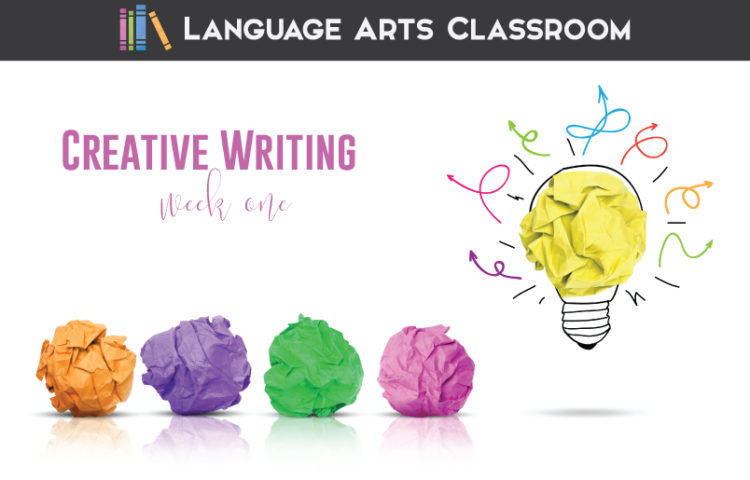 Week on eof creative writing lesson plans: free lesson plan for creative writing.
