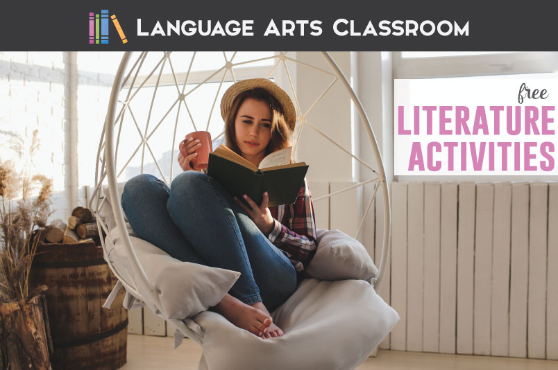 Looking for some quick (and free) activities for spicing up your literature lessons? These activities will work with any piece of fiction.