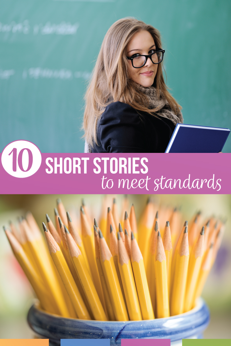 Do you need short story lesson plans? Add short stories for high school students to your ELA class. Activities for short stories can include mentor sentences and writing. Short story activities will meet language, writing, and literature standards. Add this short story lesson plan to your high school literature class.