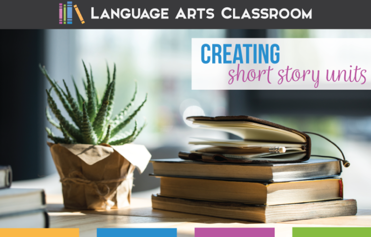 Short stories for high school help meet literature standards.