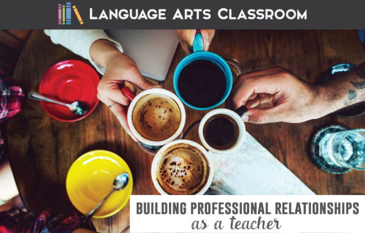 Building professional relationships as an educator is important. Here are tips for building bonds with coworkers.