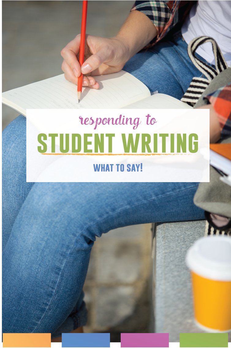 Responding to student writing, teachers have to create a balance: providing students with feedback with their writing without destroying their desire to write. Here are some ideas to be considerate of a young writer's internal dialogue. #HighSchoolELA #WritingLessons