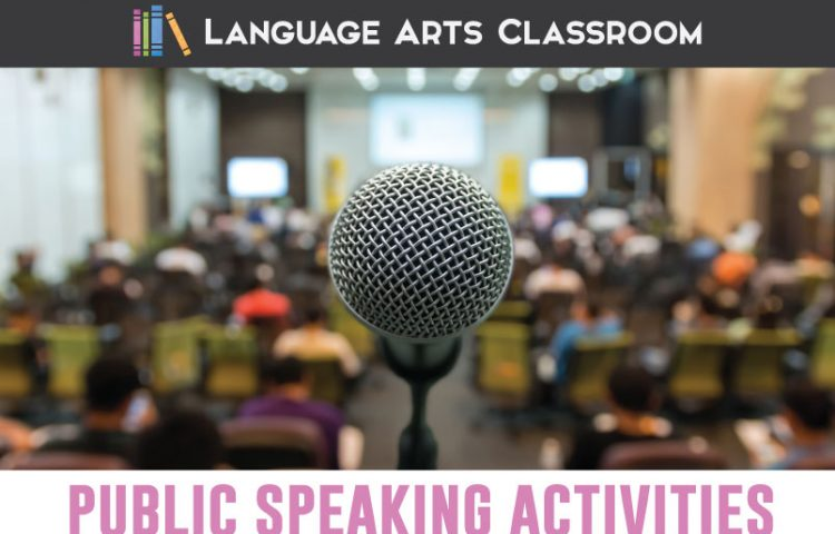 When teaching public speaking with students, you can incorporate these practices with multiple lessons. Public speaking with students doesn't have to be hard or tiresome!